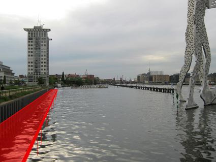 Der Anna-Blume-Osthafen-Vorschlag (ABOV)