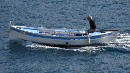 Mittelmeer-Sloep