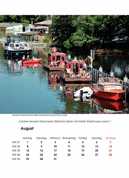 Der neue Kalender