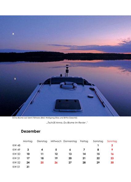 Kalenderblatt Dezember2012